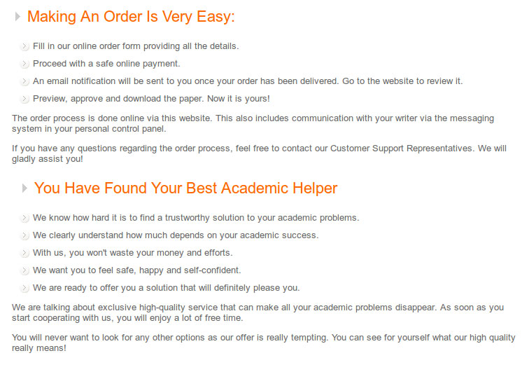 Cheap Essay Writing Service at $6 | Best Affordable Essay Help